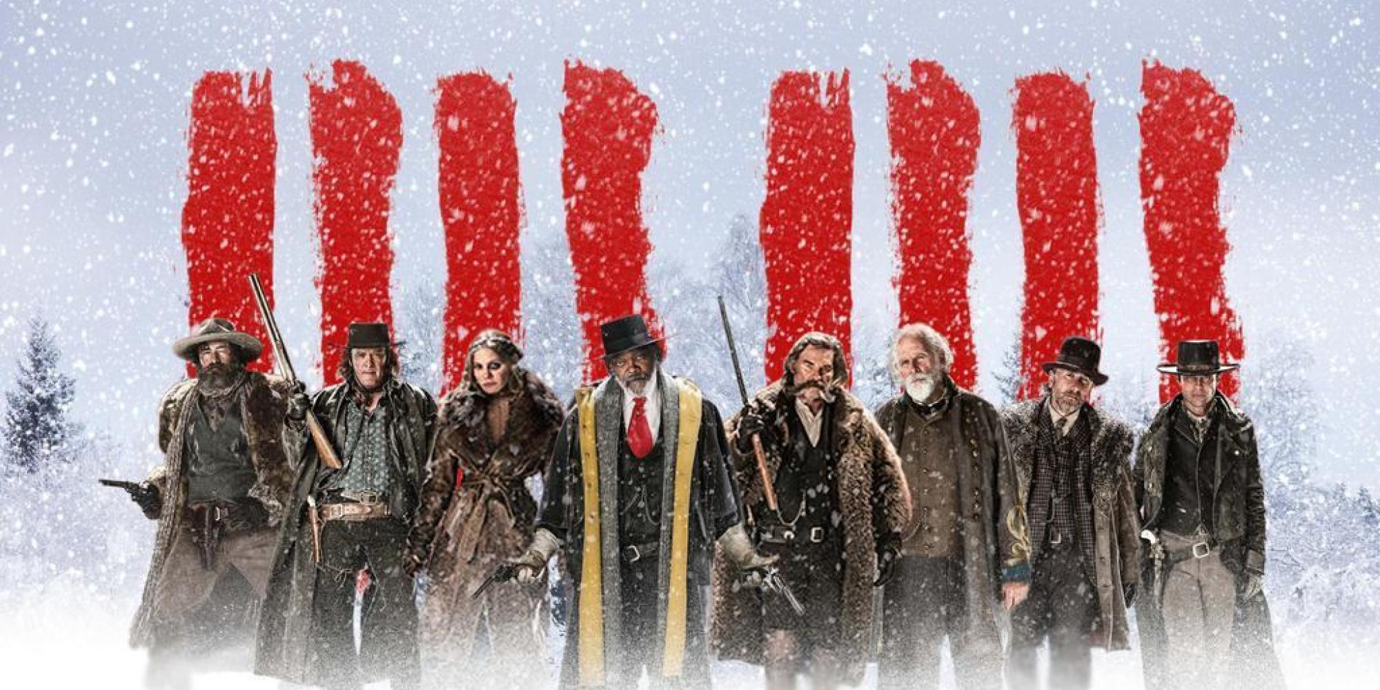 Gefangen in der Blockhütte – 'The Hateful Eight'