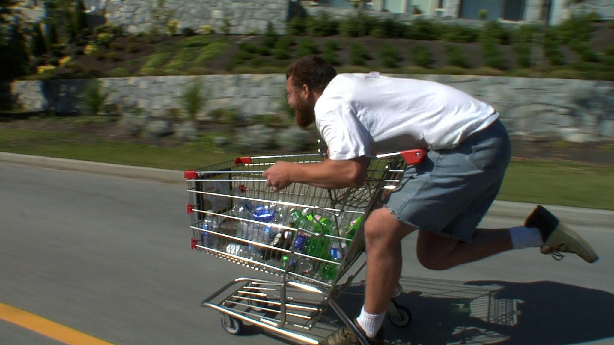 'Carts of Darkness' – Alptraum aller Einkaufswagen